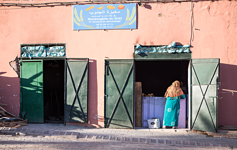 Boulangerie de Ouarzazate