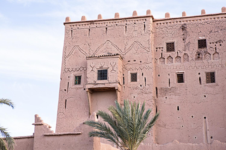 Kasbah Taourirt à Ouarzazate