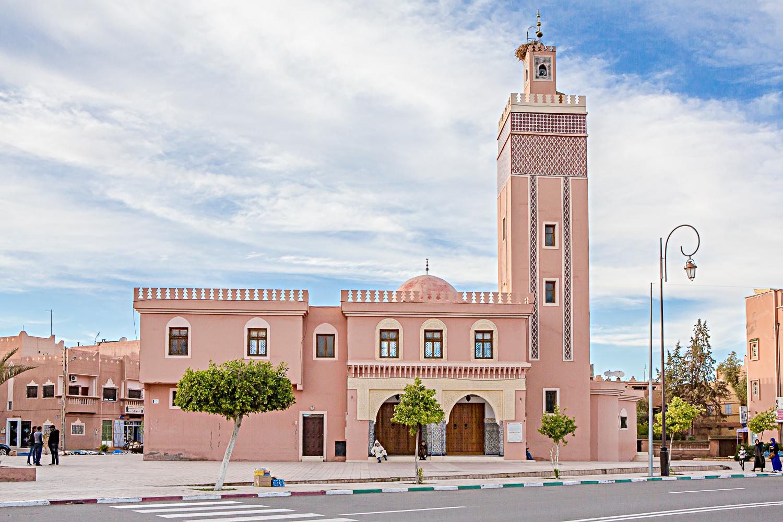 Mosquée de Ouarzazate