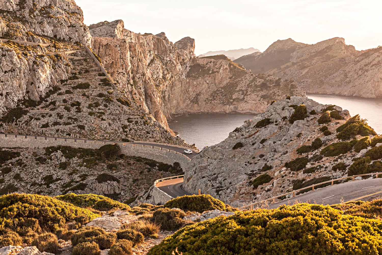 Route du cap de Formentor