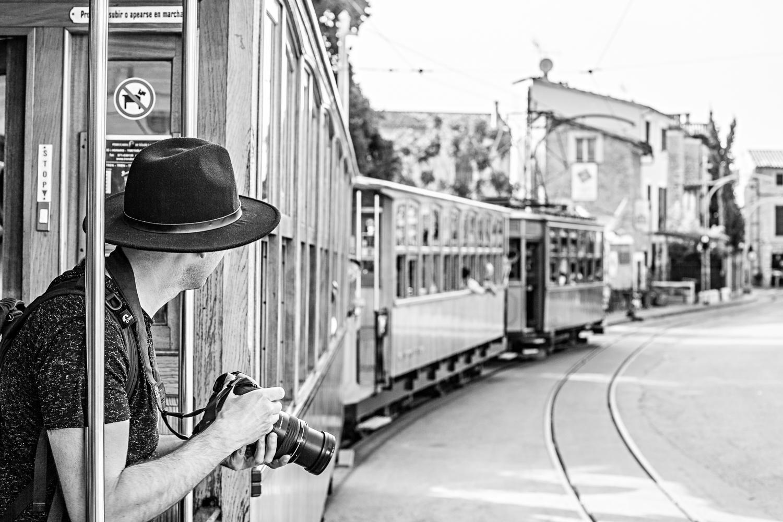 Balade en tramway à Sóller