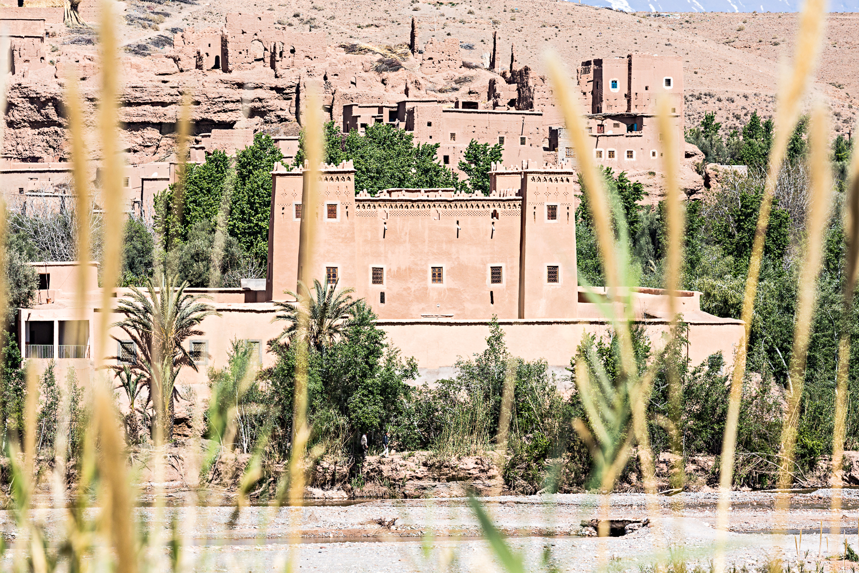 Village de Kelaat m Gouna au Maroc