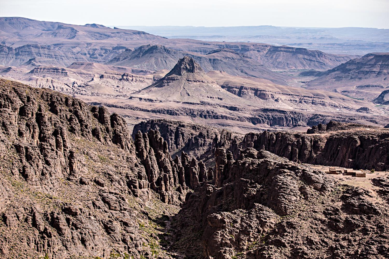 Djebel Saghro au Maroc