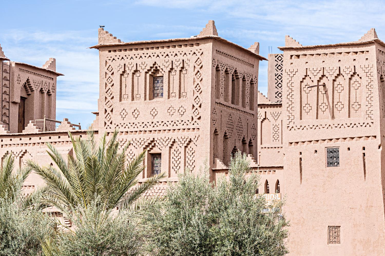 Kasbah Amerhidil au Maroc