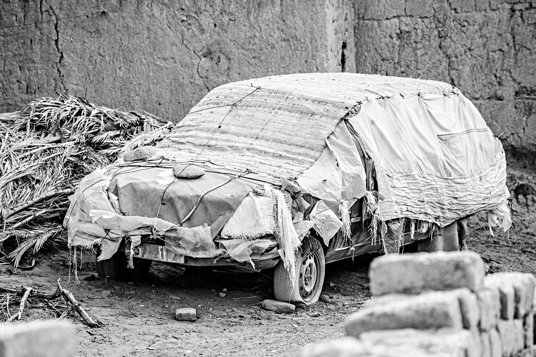 Voiture au Maroc